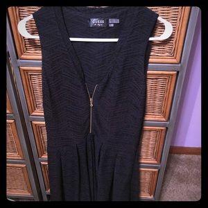 Guess brand black dress